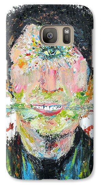 Love Me Do Galaxy S7 Case by Fabrizio Cassetta