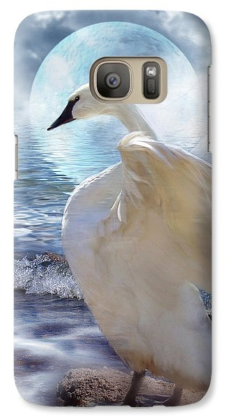 Love Swept Galaxy S7 Case