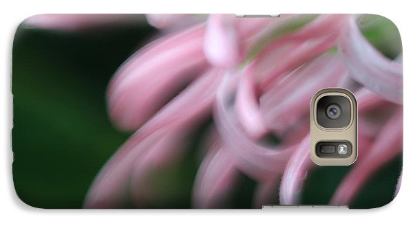 Galaxy Case featuring the photograph Lovely In Pink by Mary Lou Chmura
