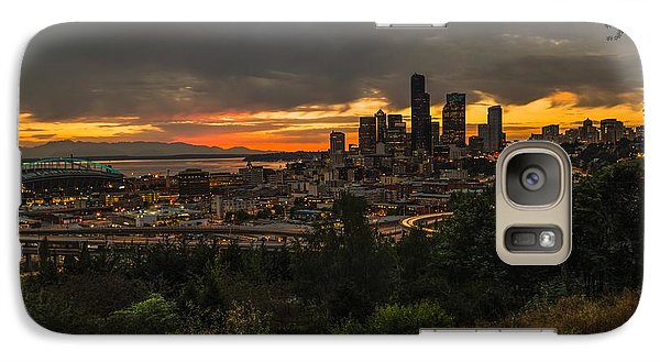 Lovely Seattle Galaxy S7 Case