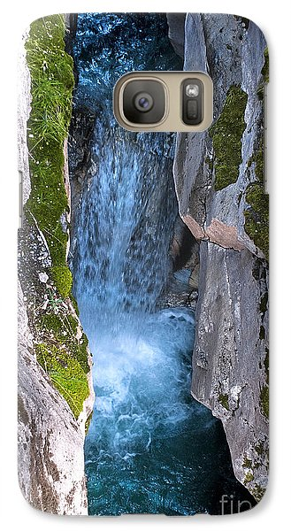 Galaxy Case featuring the photograph Love's Endurance by Sandi Mikuse