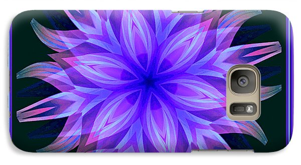 Galaxy Case featuring the photograph Low And Behold by Barbara R MacPhail