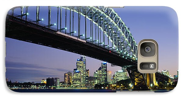 Low Angle View Of A Bridge, Sydney Galaxy Case by Panoramic Images