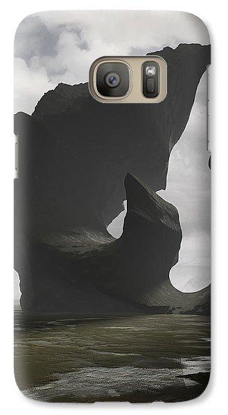 Low Tide Galaxy S7 Case by Cynthia Decker