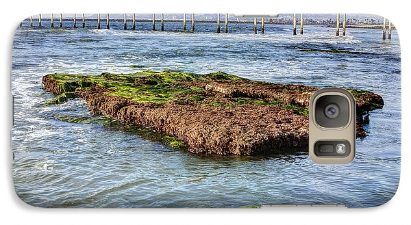 Galaxy Case featuring the digital art Low Tide by Photographic Art by Russel Ray Photos