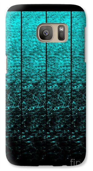 Galaxy Case featuring the photograph Luminescence 1a by Darla Wood
