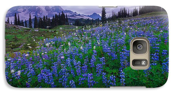Lupines Dawn Galaxy S7 Case
