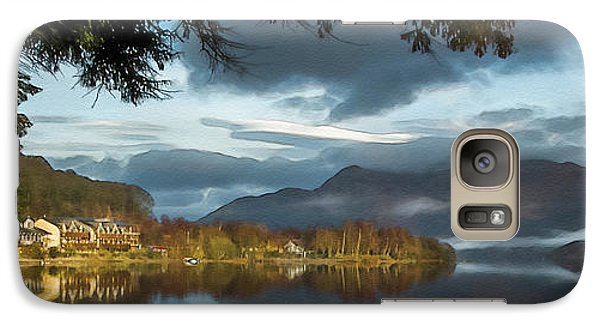 Luss Loch Lomand Galaxy S7 Case
