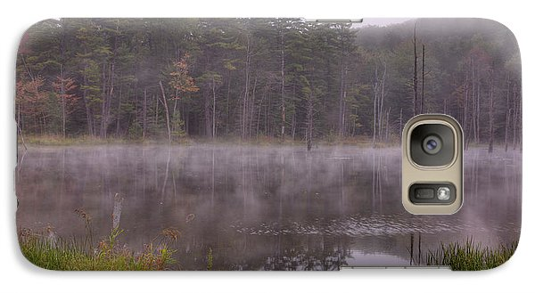 Galaxy Case featuring the photograph Madame Sherri's Pond IIi by Tom Singleton