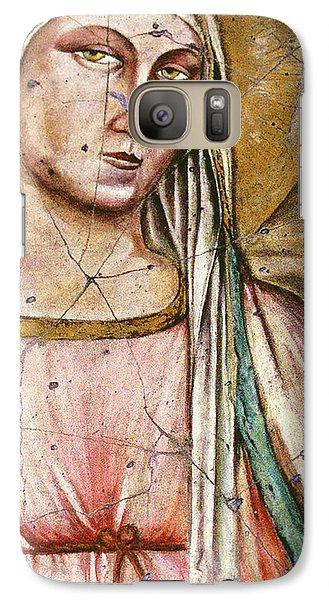 Madonna Del Parto - Study No. 1 Galaxy S7 Case