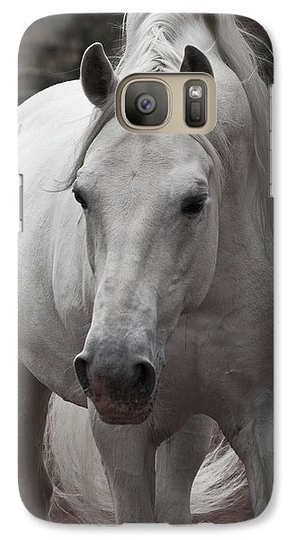 Galaxy Case featuring the photograph Maestoso II Ambrosia D5881 by Wes and Dotty Weber
