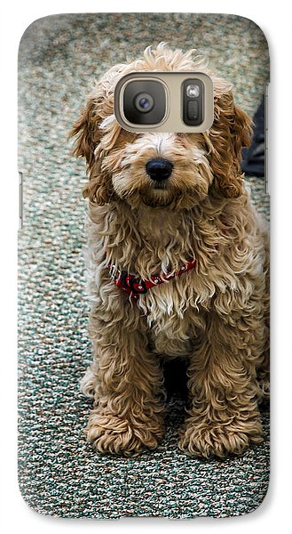 Galaxy Case featuring the photograph Maggie May by Phil Abrams