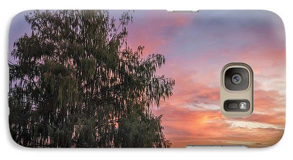 Galaxy Case featuring the photograph Magic Hour by Hawaii  Fine Art Photography