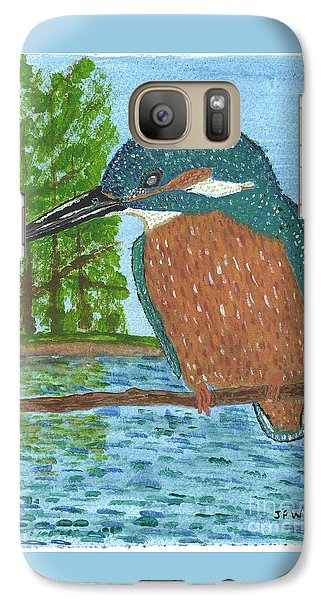 Galaxy Case featuring the painting Magic Moments by John Williams