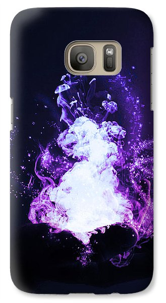 Wizard Galaxy S7 Case - Magic by Nicklas Gustafsson