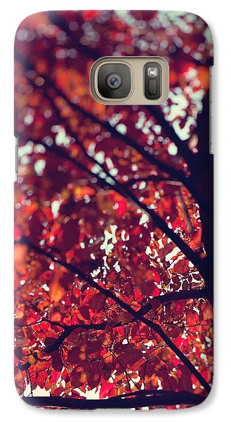 Galaxy Case featuring the photograph Magical Autumn by Kim Fearheiley