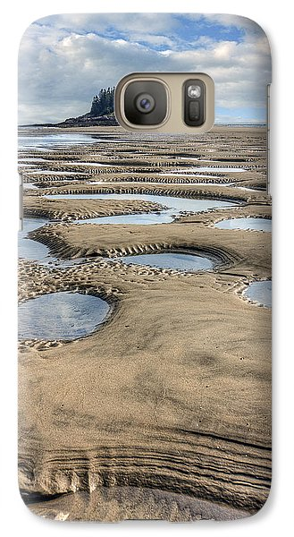 Galaxy Case featuring the photograph Magical Maine by Tammy Wetzel