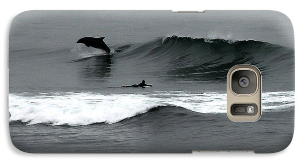 Galaxy Case featuring the photograph Magical Moment by Jan Cipolla