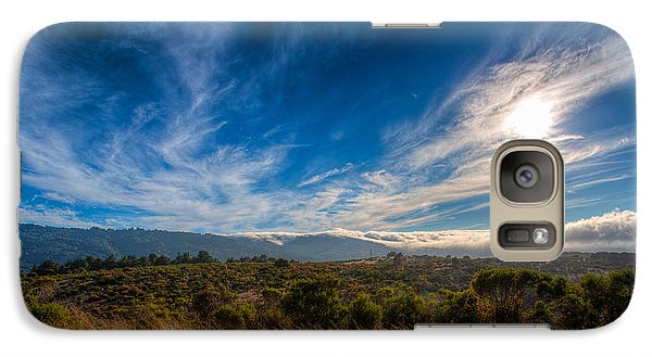 Galaxy Case featuring the photograph Magical Sky by Mike Lee