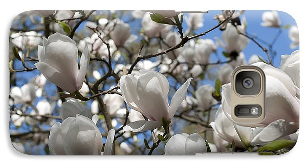 Galaxy Case featuring the photograph Magnolia by Lana Enderle