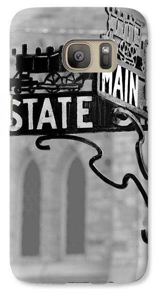 Galaxy Case featuring the photograph Main St IIi by Courtney Webster