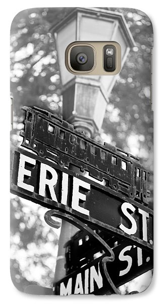 Galaxy Case featuring the photograph Main St V by Courtney Webster