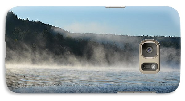 Galaxy Case featuring the photograph Maine Morning by James Petersen