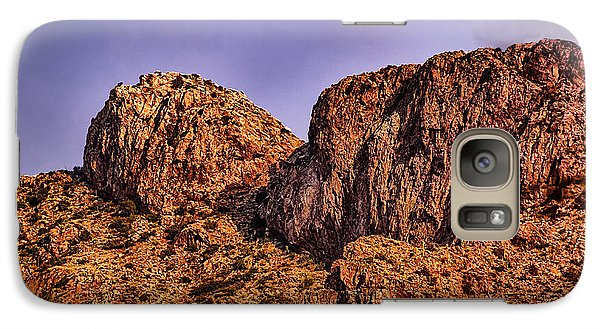 Galaxy S7 Case featuring the photograph Majestic 15 by Mark Myhaver