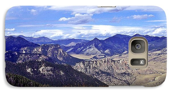 Galaxy Case featuring the photograph Majestic by Christian Mattison