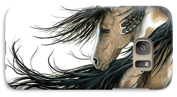 Majestic Horse Series 89 Galaxy S7 Case by AmyLyn Bihrle