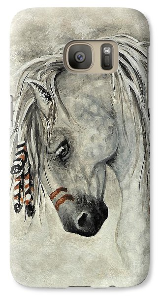 Majestic Mustang 30 Galaxy S7 Case by AmyLyn Bihrle