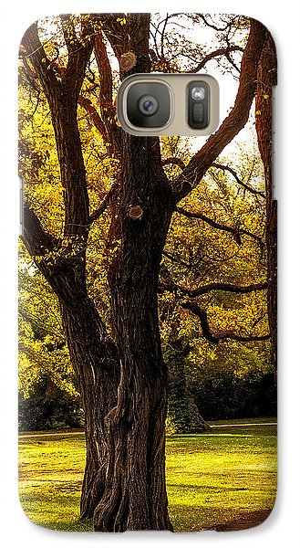Galaxy Case featuring the photograph Majestic by Nancy Marie Ricketts