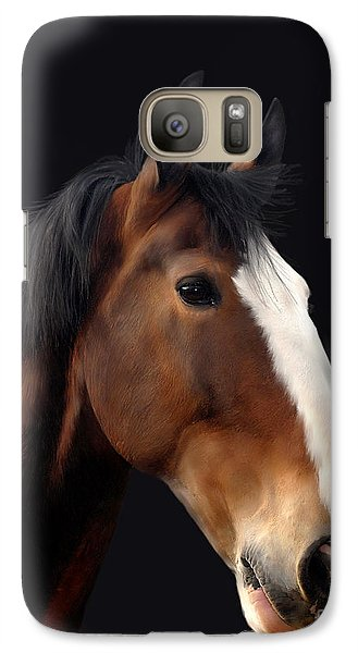 Galaxy Case featuring the photograph Majestic by Sami Martin