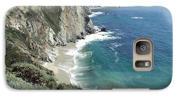 Galaxy Case featuring the photograph Majestic Sea by Carla Carson