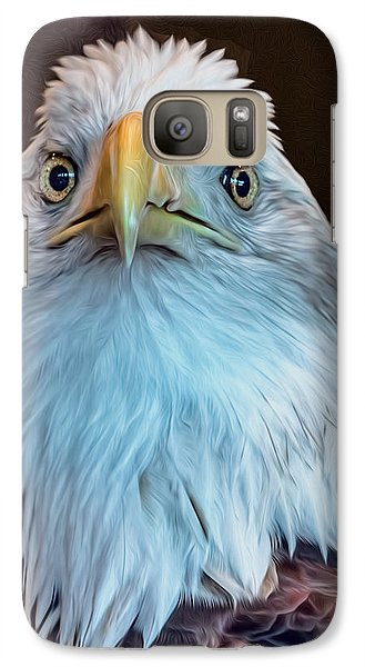 Galaxy Case featuring the photograph Majestic by Susi Stroud