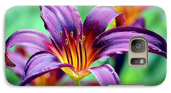 Galaxy Case featuring the photograph Majesty by Deena Stoddard