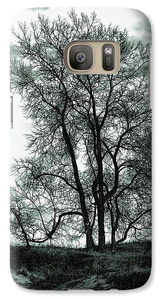Galaxy Case featuring the photograph Majesty by Lauren Radke