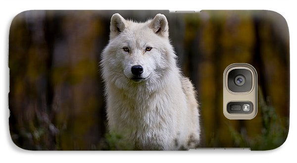 Galaxy Case featuring the photograph Majesty by Wolves Only
