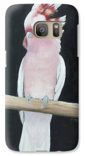 Major Mitchell Cockatoo Galaxy S7 Case