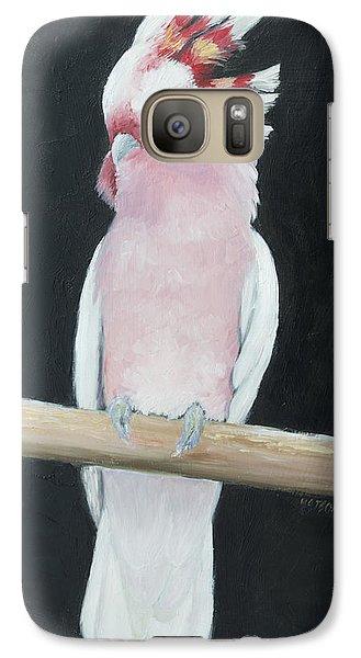 Major Mitchell Cockatoo Galaxy S7 Case by Jan Matson