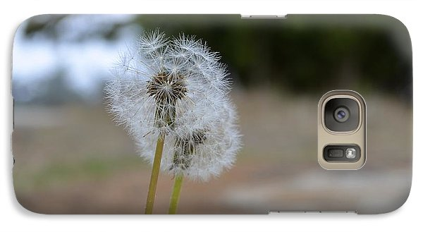 Galaxy Case featuring the photograph Make A Wish by Alex King