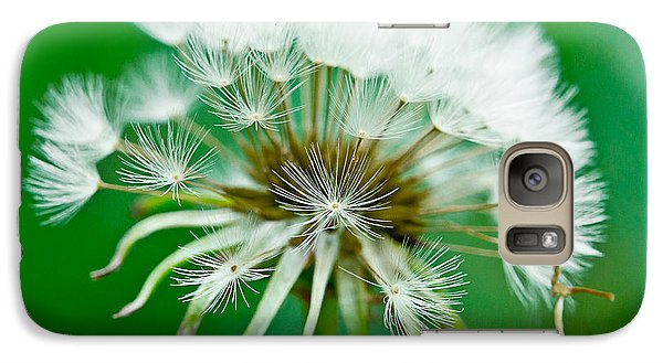 Galaxy Case featuring the photograph Make A Wish by Annette Hugen