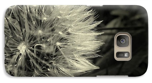 Galaxy Case featuring the photograph Make A Wish by Clare Bevan