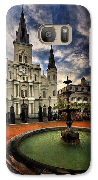 Galaxy Case featuring the photograph Make A Wish by Robert McCubbin