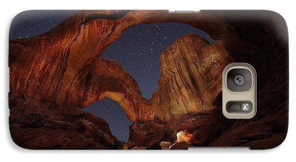 Galaxy Case featuring the photograph Gimme Another Double by David Andersen