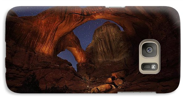 Galaxy Case featuring the photograph Make It A Double by David Andersen