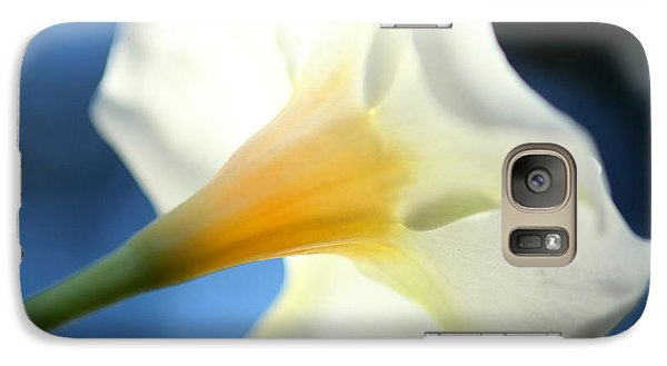 Galaxy Case featuring the photograph Mandevilla by Greg Allore