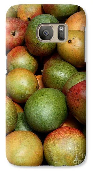 Mangoes Galaxy S7 Case by Carol Groenen