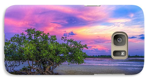 Mangrove By The Bay Galaxy S7 Case