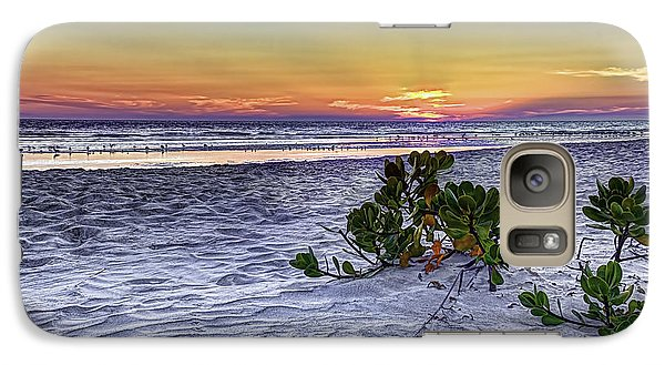 Mangrove On The Beach Galaxy S7 Case